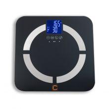 Cresta Care CBS350 Personenweegschaal met lichaamsanalyse - Zwart