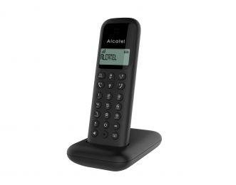 3700601421385_PICA_ALCATEL_D285 DECT PHONE_BLACK_MULTI