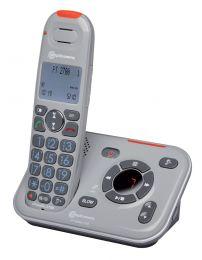 Amplicomms Powertel 2780 Pro senioren draadloos huistelefoon met antwoordapparaat voor de vaste lijn
