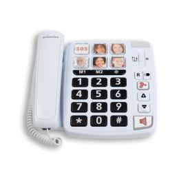 SwissVoice Xtra1110BNL Big button senioren telefoon voor de vastelijn