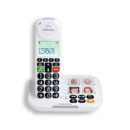 SwissVoice Xtra2155BNL senioren draadloos big button telefoon voor de vaste lijn