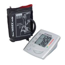 Cresta Care BPM610S arm bloeddrukmeter | hartslag | WHO indictatie | geheugen voor 3 personen | Dabl gecertificeerd